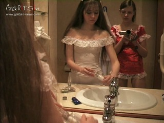 Galitsin - 137 - Cleanly Maid (Belka & Valentina)